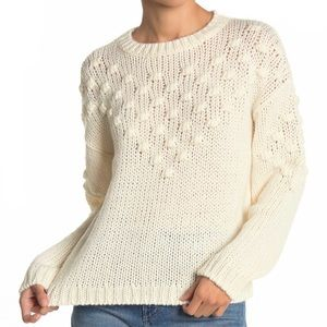 Abound Nordstrom Solid Patterned Sweater
